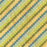 Green Blue Gold Diagonal Dots Stock Photo