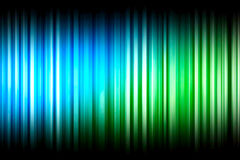 Green blue motion abstract background Stock Images