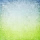 Green and blue paper texture Royalty Free Stock Image