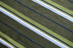 Green Blue and White Striped Background Stock Photos