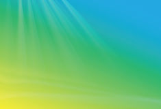 Green blue yellow background Royalty Free Stock Photo