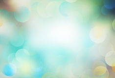 Green blur background. Green blue blur.Colorful nature de focused background.Abstract bokeh wallpaper Royalty Free Stock Photo