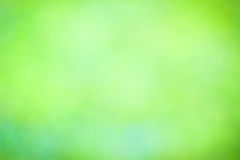 Green blur background Stock Images