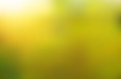 Green blurred abstract background Royalty Free Stock Photos
