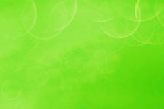 Green blurred Stock Photography