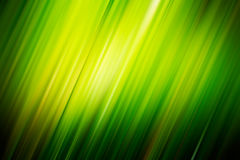 Green blurry diagonal rays. Stock Images