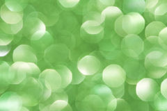 Green bokeh background royalty free stock photos