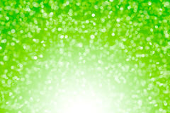 Green bokeh background. Abstract, for use design or website Stock Photography