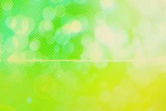Green bokeh. Wallpaper and background Stock Photo