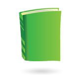 Green book Stock Photo