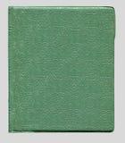 Green book cover Royalty Free Stock Photos