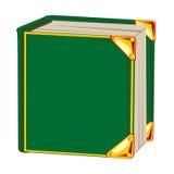 Green book Stock Photo