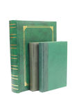 Green books Royalty Free Stock Photography