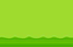 Green border. A green border abstract background Royalty Free Stock Photo