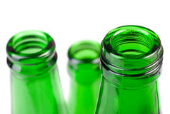Green bottle Royalty Free Stock Photo