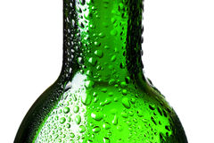 Green bottle Royalty Free Stock Photos