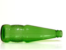 Green  bottle Royalty Free Stock Image