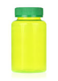 Green Bottle Royalty Free Stock Photography