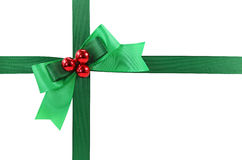Free Green Bow Stock Photography - 10745352