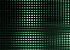 Green box abstract background Royalty Free Stock Photos