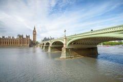 Green bridge Royalty Free Stock Photo