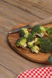 Green broccoli Royalty Free Stock Photo