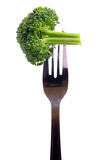 Green broccoli diet Royalty Free Stock Image