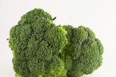 Green brocolli serries Royalty Free Stock Photography
