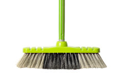 Green Broom Stock Images