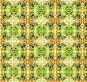Green and brown wallpaper Royalty Free Stock Image