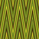 Green-brown-yellow seamless diagonal pattern vector illustration