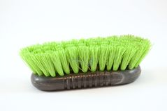 Green brush Royalty Free Stock Photos