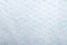 Green bubble wrap abstract Royalty Free Stock Photo
