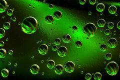 Free Green Bubbles Stock Image - 1598181