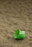 Green bucket Stock Photos