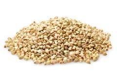 Green buckwheat Royalty Free Stock Photo