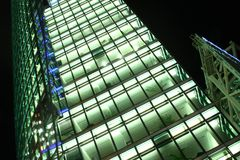 Green building Royalty Free Stock Photography