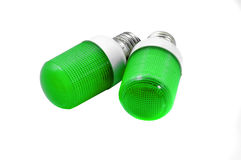 Green bulb Royalty Free Stock Photos
