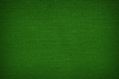 Green burlap Royalty Free Stock Photography