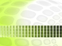 Green business background Royalty Free Stock Image