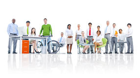 Green Business Office Corporate Concept Royalty Free Stock Images