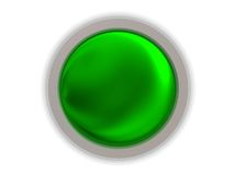 Green button Stock Image