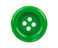 Green button Royalty Free Stock Image
