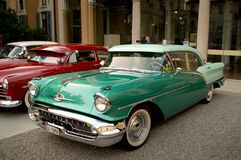 Green Cadillac Stock Images