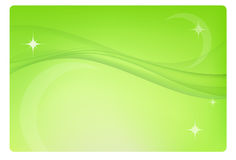 Green calm background Royalty Free Stock Images