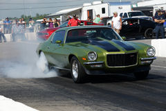 Drag racing Royalty Free Stock Photo