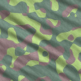 Green camouflage Stock Photography