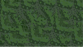 Green camouflage. Stock Image