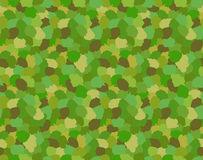 Green Camouflage Military Pattern Royalty Free Stock Photos