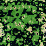Green camouflage seamless texture Royalty Free Stock Photo